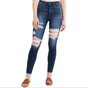 American Eagle Outfitters Super Stretch Jegging 4R